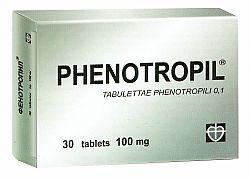 фенотропил фенотропіл phenotropil