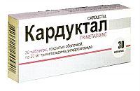 кардуктал триметазидин