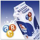 Молоко помогает в профилактике слабоумия