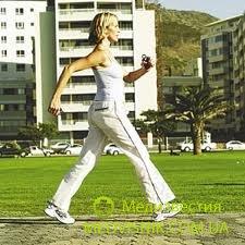 Ходьба не делает мышцы сильней