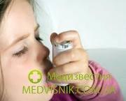 Быстрый рост ребенка связан с астмой