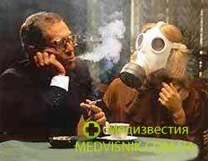 Пассивное курение нарушает работу мочевого пузыря