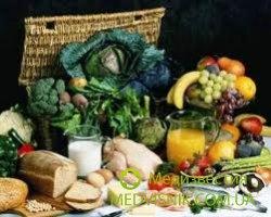 Средиземноморская диета помогает забеременеть