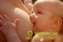 Грудное молоко предотвращает передачу ВИЧ