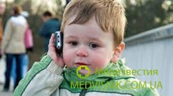 Телефоны защитят детей от ожирения